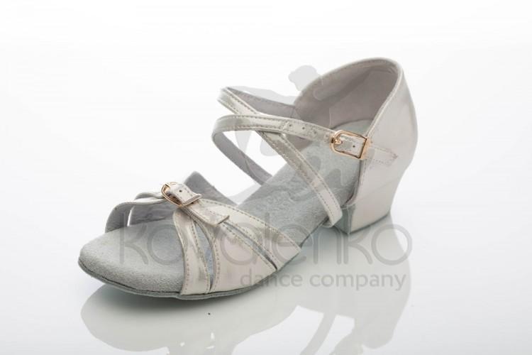 Туфли детские для бальных танцев KDC